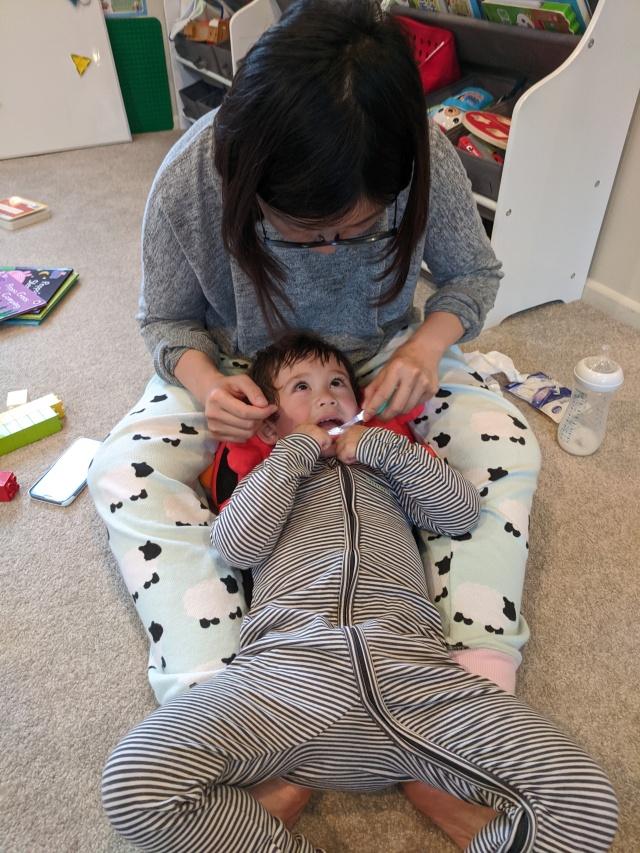 brush-baby幼童聲波電動牙刷