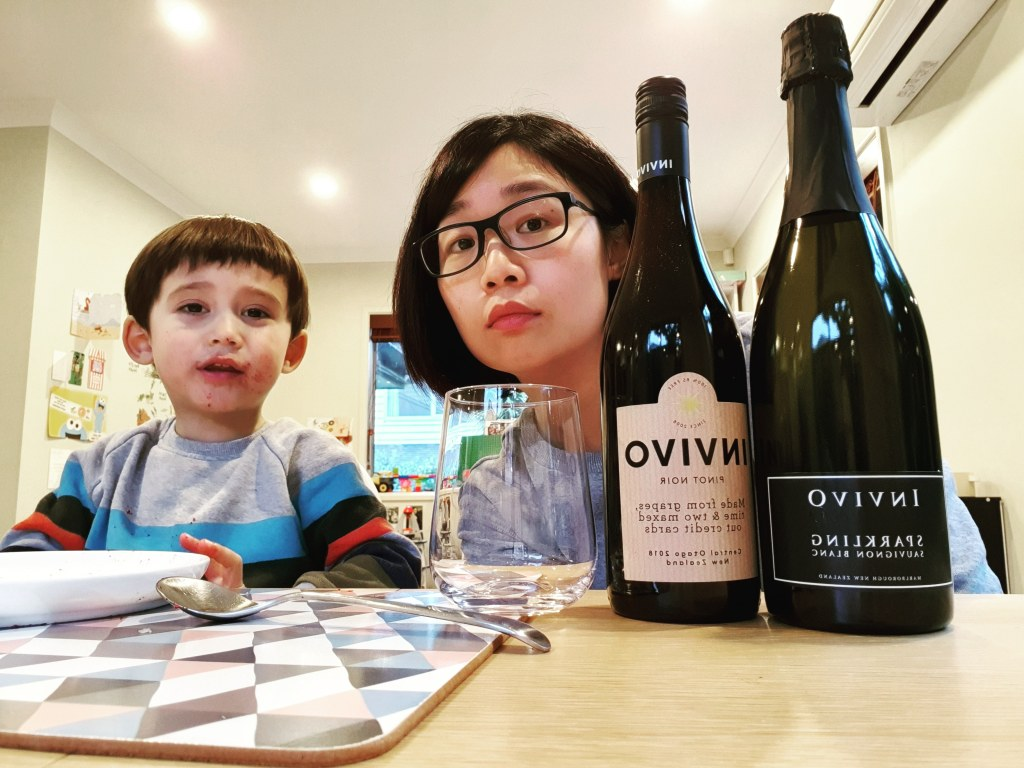 invivo 紐西蘭葡萄酒